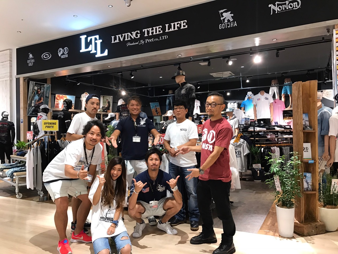 LTL高尾店ニューオープン